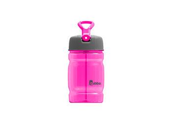 Beond Drikkedunk 350 Ml Kids Pink Med Indbygget Sugerør
