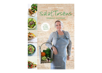 JP/Politikens Forlag Salattøsens Grønne Hverdag Forfatter: Mette Løvbom