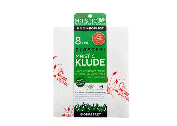 Maistic Altmuligeklude M. Print 8-pak  Mikroplastfri