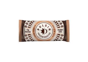 Pulsin Proteinbar booster Peanut Choc