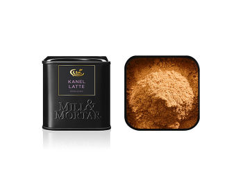 Mill & Mortar Kanel Latte -