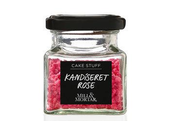 Mill & Mortar Kandiseret Rose
