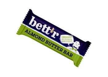 bettr Almond Butter Bar - Bett'r