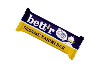 bett'r Sesame Tahini Bar - Bett'r