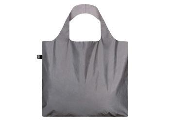 Loqi Shopper  - Silver Bag Øko-tex Certificeret