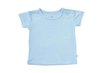 Boody Baby T-shirt Blå 3-6 Mdr