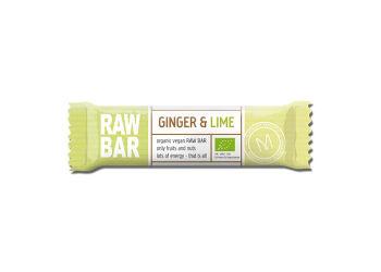 Mols Organic Raw Bar Ginger & Lime Ø