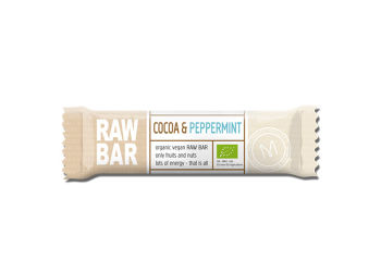 Mols Organics Raw Bar Cocao & Peppermint Ø