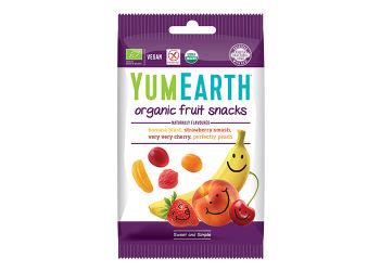 YumEarth Vingummi Frugtsmag Ø Yum Earth
