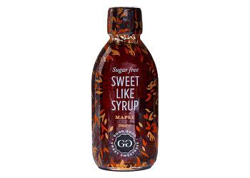 Good Good Sweet Like Syrup - Sukkerfri Sirup