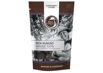 Big tree farms Kakao Masse 100% Raw Ø