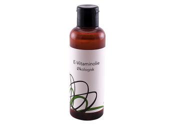 Naturlig E-vitaminolie øko