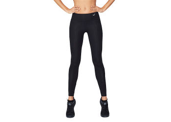 Boody Sports Tights Dame Sort Str. S