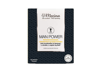 Mezina Man Power