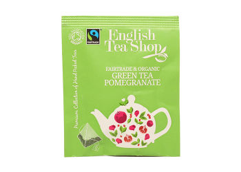 English Tea Shop Green Tea Pomegranate Ø  50 Breve
