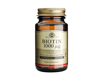 Solgar Biotin 1000ug