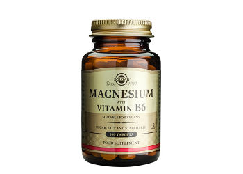 Solgar Magnesium+b6