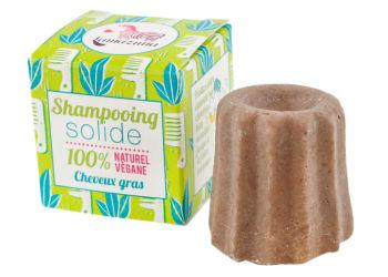 Lamazuna Shampoobar Til Fedtet Hår  Med Litsea Cubeba