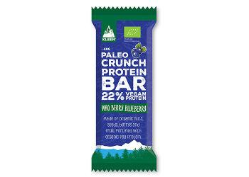 Paleo Crunch Proteinbar Berry Blueberry Ø Paleo Chrunch