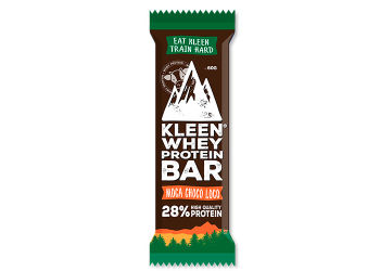 Kleen Whey Proteinbar Moca Choco Loco