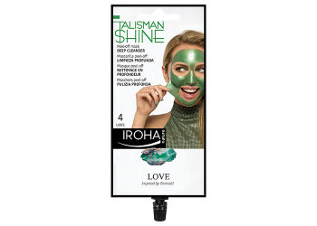 Iroha Deep Cleanser Peel-off Maske Talisman Shine Love