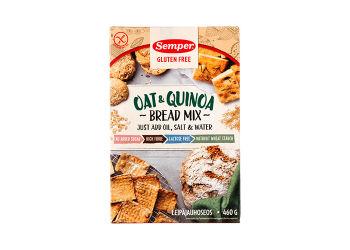 Semper Brødmix oat & quinoa