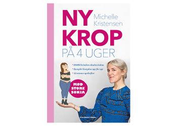 JP/Politikens Forlag Ny Krop På 4 Uger Bog Forfatter: Michelle Kristensen