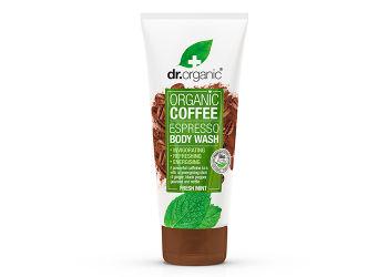 Dr. Organic Body Wash Espresso Fresh Mint