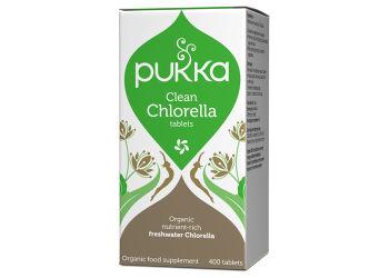 Pukka  Chlorella Ø Pukka