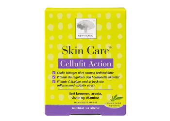 New Nordic Skin Care Cellufit Action