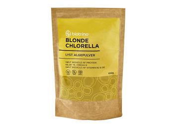Diverse Blonde Chlorella