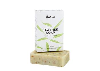 Nurme Purest Beauty Soap Bar Tea Tree