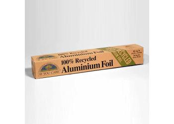 If you care Aluminiumfolie Genanvendt 10m X 29cm