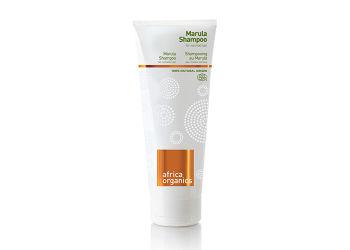 Africa Organics Shampoo Marula Til Fedtet Hår