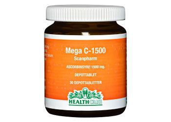 Health Care Mega C 1500 mg