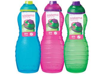 Sistema Drikkedunk Davina Pink 700 Ml  Grøn, Pink, Blå