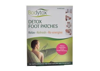Bodytox Detox Fotplåster Provförpackning