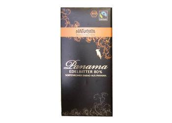 Naturata Chokolade Bitter 80% Ø