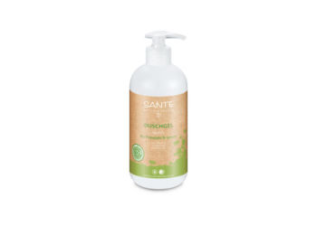 Sante - NEW  Showergel Organic Pineapple  & Lemon Sante