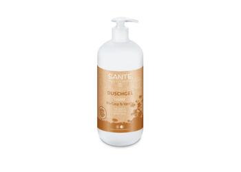 Sante - NEW  Showergel Organic Coconut &  Vanilla Sante