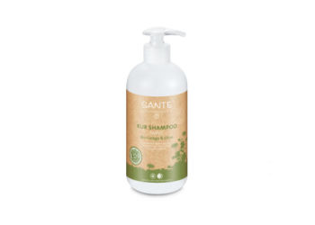Sante - NEW  Shampoo Treatment Organic  Ginkgo & Olive Sante