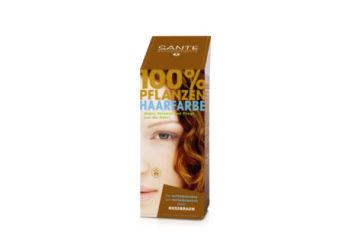 Sante - Pure Herbal Hair Colors Hårfarve Nut Brown  Pure Herbal Hair Colors