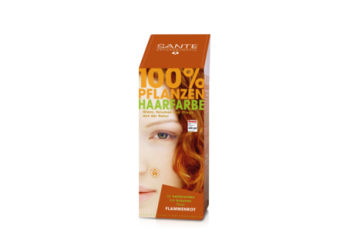 Sante - Pure Herbal Hair Colors Hårfarve Flame Red  Pure Herbal Hair Colors