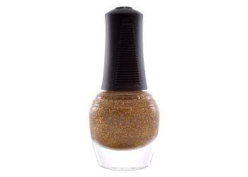 SpaRitual Neglelak Mini - Guld m. glimmer 88139