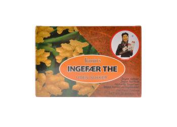 Jiamin Sun Ingefær te uden sukker  20 br x 2 gr