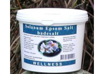 Solanum Epsom Salt