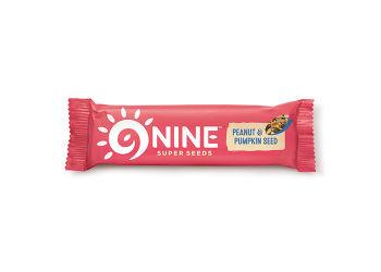 9NINE bar Peanut & Græskar