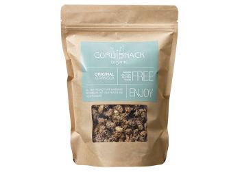 Guru snack Granola original guru snack