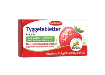 Semper Biogaia Tyggetabletter