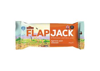 Flapjack Aprikos och mandel